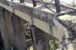 Chiuso un viadotto lungo la Ravanusa-Butera: danno per gli agricoltori, semina a rischio