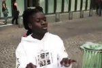 Balla in strada sulle note di Moonwalk e diventa una star: per lui 5 milioni di clic su Instagram