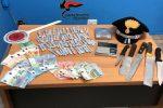 Spaccio di droga a Trapani, arrestato un 28enne