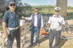 Comune di Trapani e vigili in azione: sequestrata una discarica
