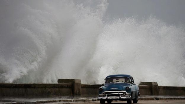 uragano michael, Sicilia, Mondo