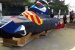 Svelata a Palermo prima barca a vela stampata in 3D, parteciperà alla MiniTransat