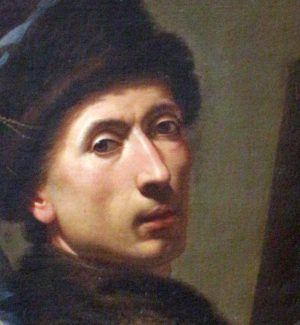 Vito D'Anna, a Villa Filippina si ricorda uno dei principali pittori del Rococò siciliano