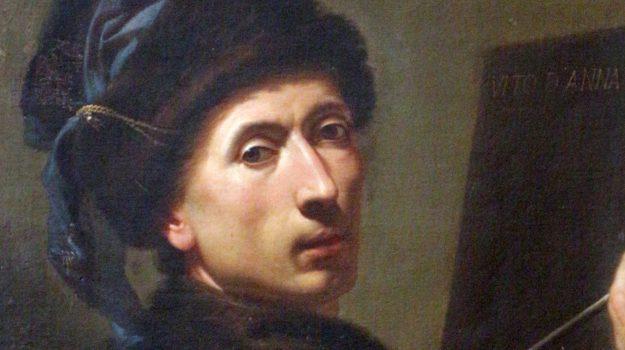rococò pittore siciliano, Vito D'Anna, Palermo, Cultura