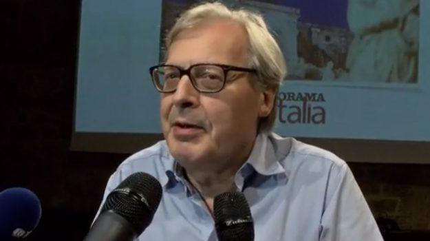 diffamazione, Vittorio Sgarbi, Palermo, Cronaca