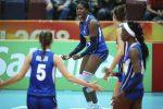 Mondiali di volley femminile, settimo sigillo dell'Italia: 3-0 alla Thailandia
