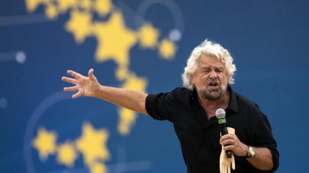 governo, m5s, Beppe Grillo, Sicilia, Politica