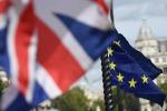 Brexit: fonti, oggi si punta chiudere dichiarazione su futuro
