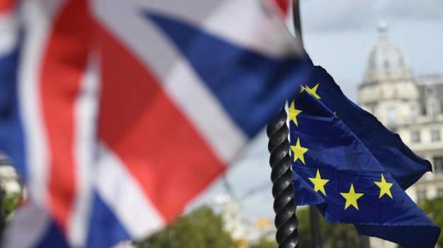 brexit, visto per Regno Unito, Sicilia, Mondo