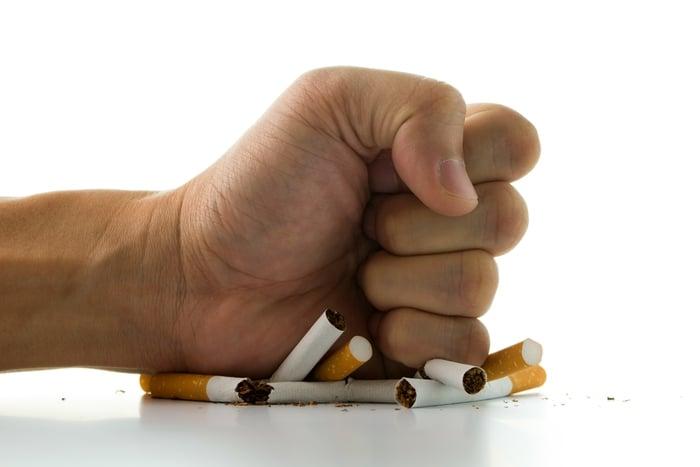 Test sangue o saliva per addio al fumo