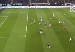 Il danese ha fatto impazzire i tifosi dell'Ajax