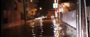 Maltempo nel Messinese, frane e allagamenti: strade e scuole chiuse