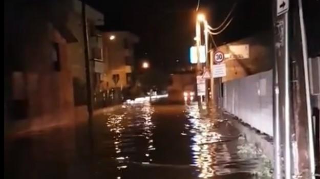 frana nel Messinese, strada provinciale 16, strada statale 114, Messina, Cronaca