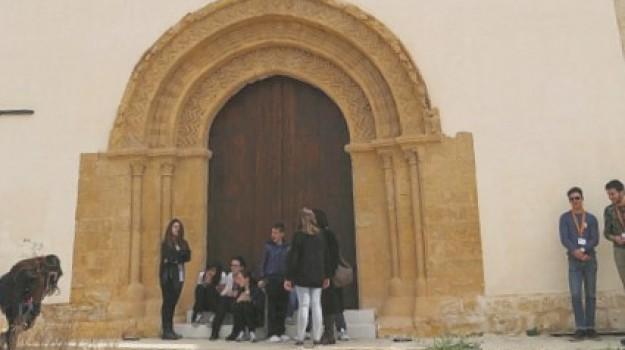convento Caltanissetta, parrocchia Santa Maria degli Angeli, Caltanissetta, Cronaca
