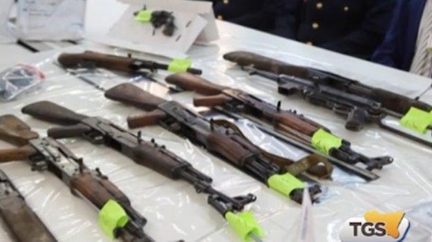 Mafia, scoperto un arsenale di mafia nel Trapanese