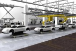 Nuova elettrica Porsche Taycan, ricarica da 100 km in 4 minuti