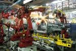 Auto: Istat, la produzione cala del 2,5% ad agosto