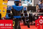 La robotica protagonista alla Maker Faire 2018 (fonte: Maker Faire)