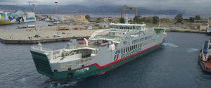 Stretto, a Messina il nuovo traghetto di Bluferries: sarà in servizio da dicembre