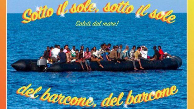 cartoline morti in mare, Matteo Salvini, Sicilia, Cronaca, Politica