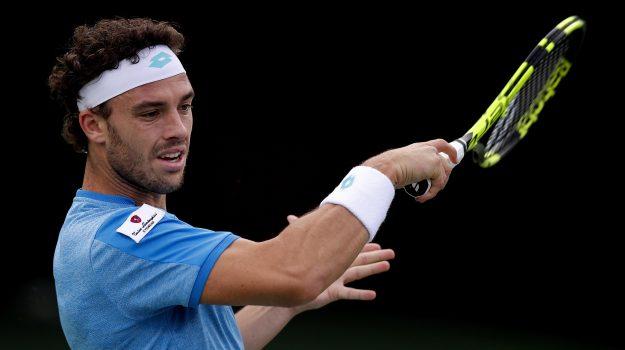 Shangai Masters, Marco Cecchinato, Novak Djokovic, Sicilia, Sport