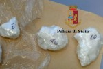 Fermato in auto in viale Regione siciliana a Palermo con cocaina purissima: arrestato