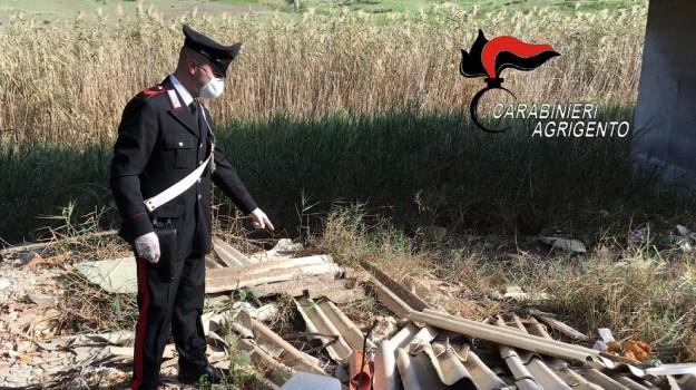 discariche abusive agrigentino, rifiuti, Agrigento, Cronaca