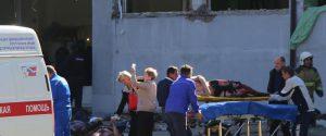 Esplosione in un'università della Crimea, 18 morti: si esclude terrorismo, il killer si è suicidato