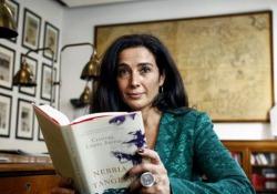La finalista del premio Planeta 2017 parla del suo nuovo romanzo «Nebbia a Tangeri» (Dea Planeta)
