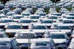 Auto, mercato Germania settembre peggio dell'Italia a -30,5%