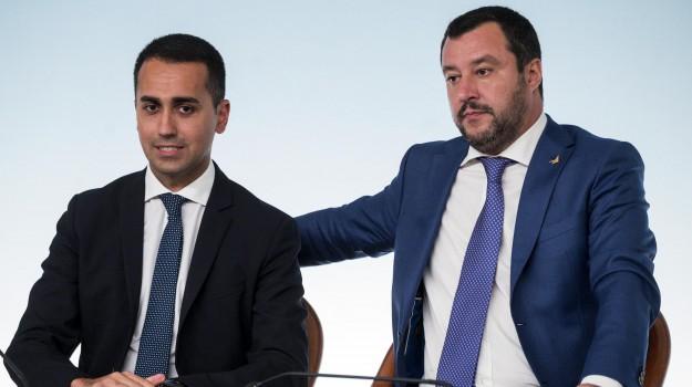 manovra, Luigi Di Maio, Matteo Salvini, Sicilia, Politica