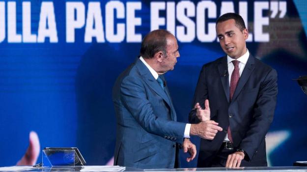 Di Maio condono, Luigi Di Maio, Sicilia, Politica