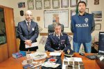 In auto con 7 panetti di hashish, turco arrestato a Modica