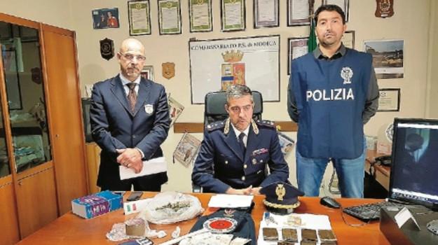 arresto hashish modica, Ragusa, Cronaca