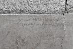 Pompei, nuovo significato scritta