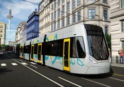 Peugeot Design Lab al lavoro su tram e treni di Bombardier