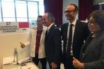 Il presidente Veneto Luca Zaia e l'assessore al turismo, Federico Caner, incontrano gli operatori cinesi al 'Buy Veneto' 2018