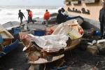 Maltempo, pescherecci fermi in Italia, mancate vendite per 5 milioni