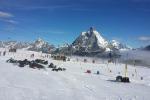 A Cervinia scatta stagione sci