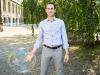 Il matematico Alessio Figalli, del Politecnico di Zurigo (fonte: Gian Marco Castelberg, Politecnico di Zurigo)