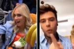 La festa a sorpresa organizzata da Chiara Ferragni al supermercato presa di mira dalle critiche