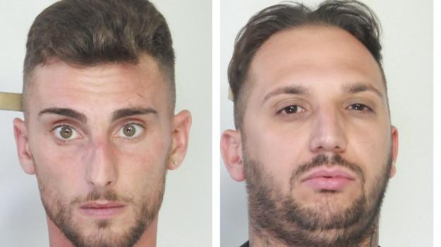 arrestati due spacciatori a catania, droga nel catanese, Anthony Scalia, damiano rosario ferrara, Catania, Cronaca