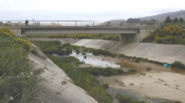 fiume Lenzi-Baiata, Baldo Gucciardi, Trapani, Politica