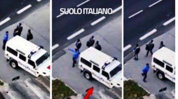 frontiera italia francia, migranti, migranti francia, respingimenti, Matteo Salvini, Sicilia, Mondo