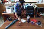 Nasconde un fucile nell'intercapedine di un muro, pensionato denunciato a Calamonaci