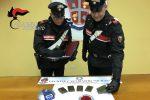 Nasconde sotto il sedile 5 panetti di hashish a Ribera, arrestato