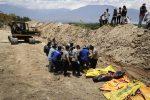 Tsunami e terremoto nell'isola Sulawesi in Indonesia
