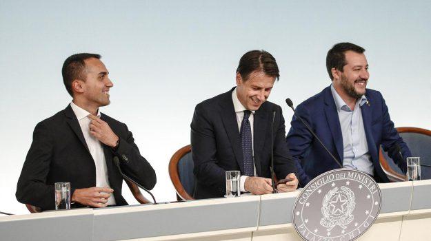 Consiglio dei ministri, governo, pace fiscale, Sicilia, Politica