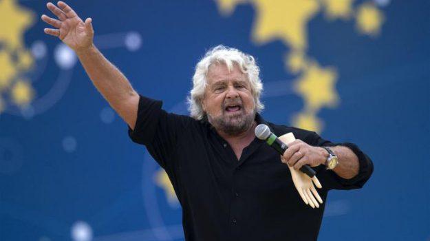 Grillo contro il Colle, Beppe Grillo, Sicilia, Politica