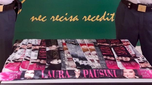 merce contraffatta concerto, Catania, Cronaca